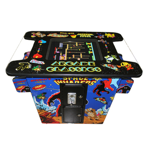 Video Arcade Games Cocktail Table with 60 Classical Games