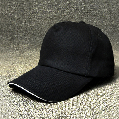 Wholesale 100% Cotton outdoor Blank 5 Panel Custom golf Baseball Cap