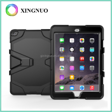 China Supplier PC TPU Material Child Proof Tablet Case for iPad Air 2