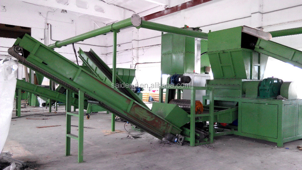 ALUMINUM CONDUCTORS STEEL-REINFORCED CBLLE RECYCLING MACHINE/ACSR RECYCLING SYSTEM