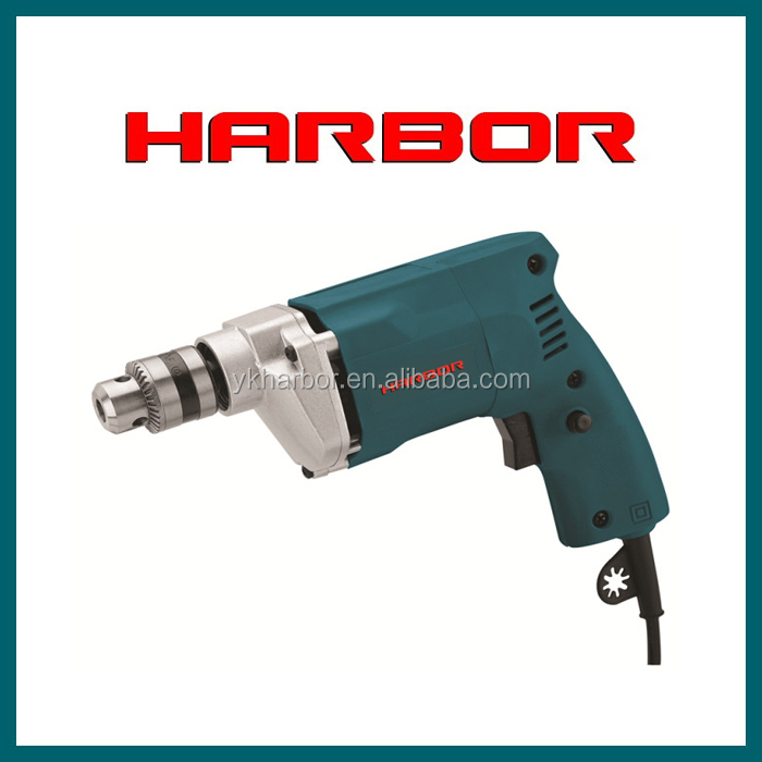 HB-ED006 Yongkang harbor India 6A hot model house use handheld small electric <strong>drill</strong>, mini electric hand <strong>drill</strong>
