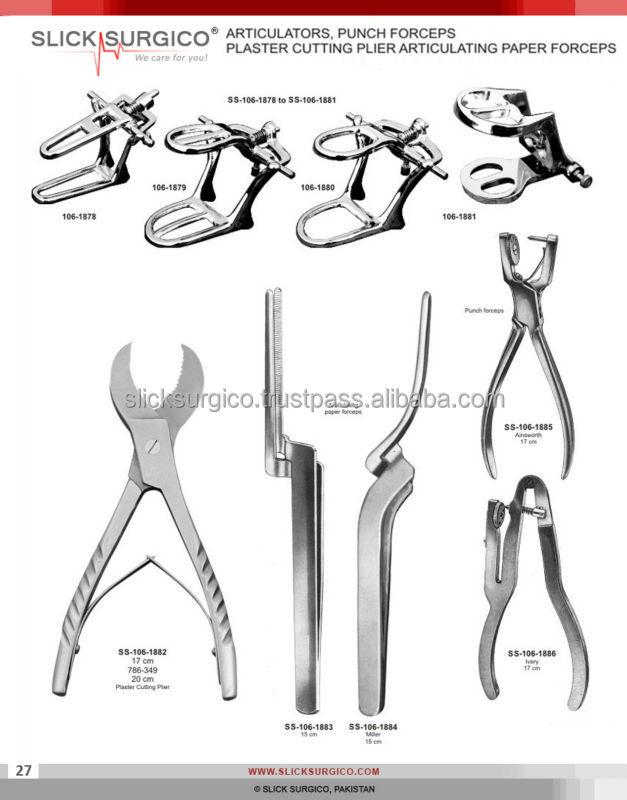 Dental Disposable Articulators
