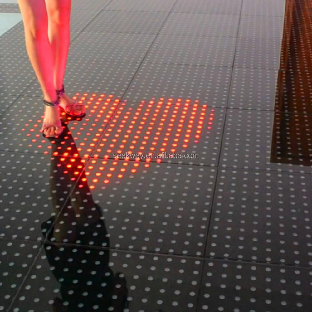 Seekway Full Color Led Video Dance Floor