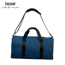 600d cationic fabric large capacity waterproof foldable men travel duffel bag