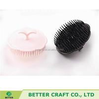 Soft Head Massage Plastic Brush High Quality Plastic Hair Brush