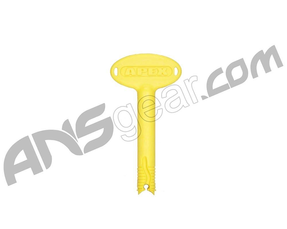 BT Apex Barrel Plug - Yellow