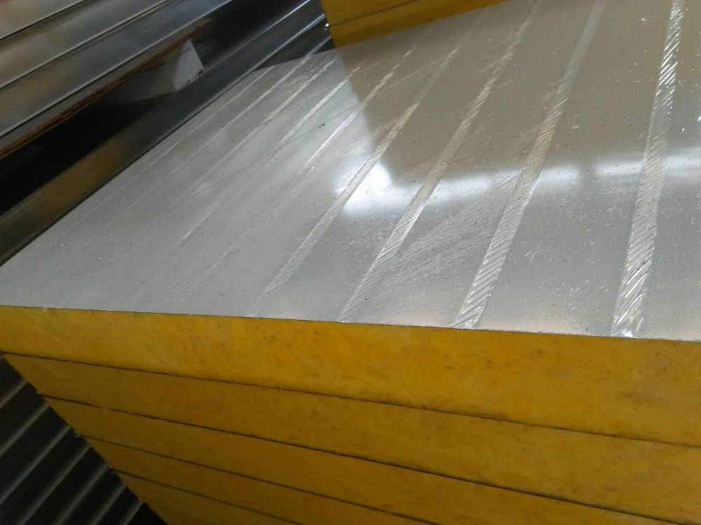 Fireproof fiberglass insulation wall panels for warehouse for Fireproof wall insulation
