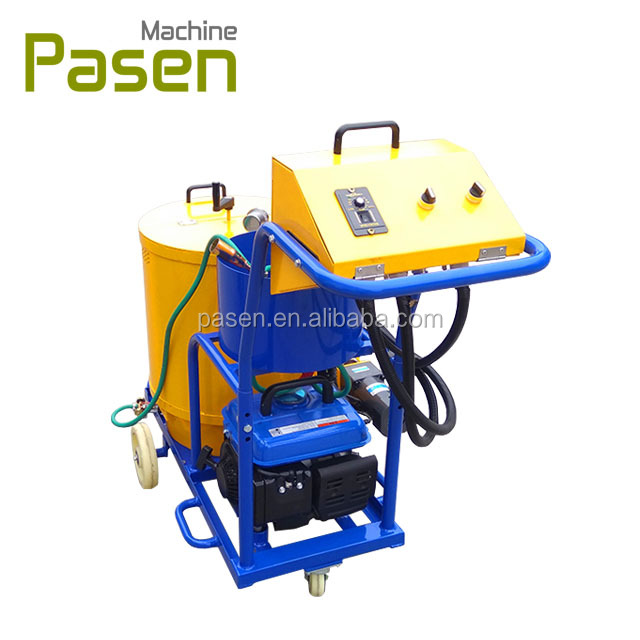 Factory Supplier concrete road grooving cutting machine concrete tools leveling asphalt groover