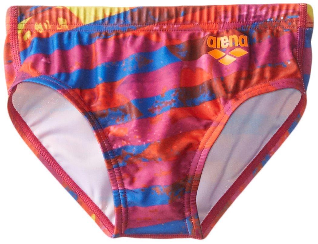 Arena Boys Citrus Brief Training Suit