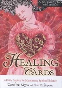 Healing Cards **ISBN: 9781401900236**