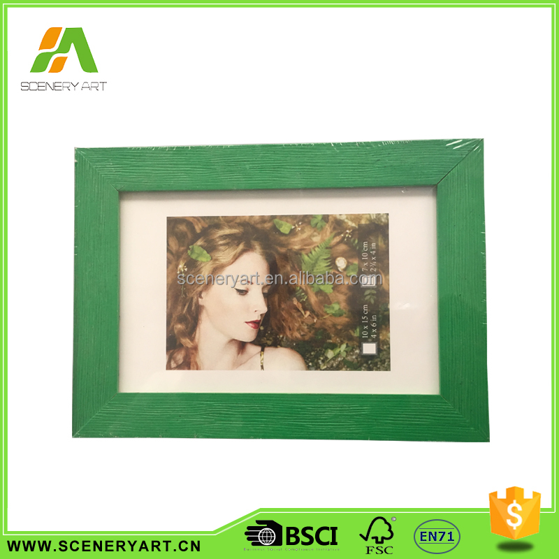 Hot sale wooden photo frame backboard