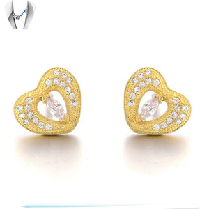 6ccbb2d98 Gold Ear Stud, Gold Ear Stud Suppliers and Manufacturers at Alibaba.com
