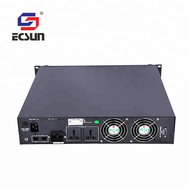 zx overcharge protect dc rack mounted ups 10kva for fridges