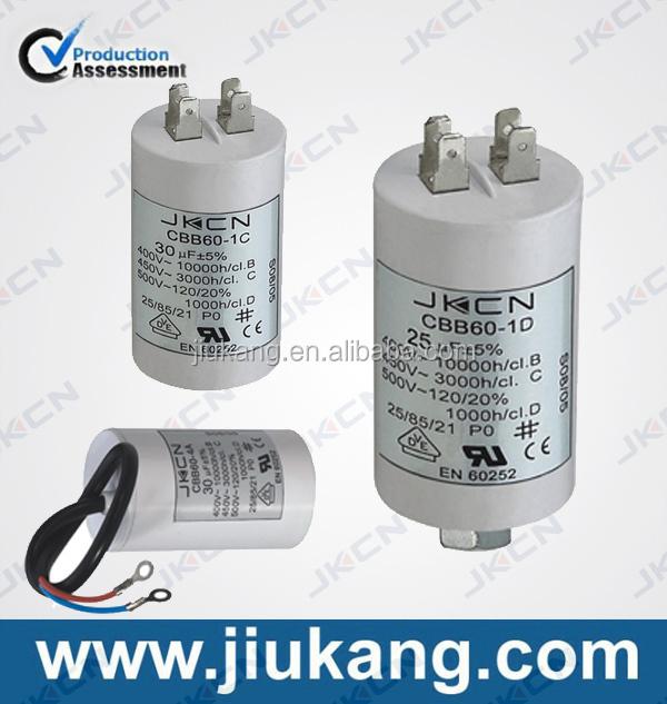 Single Phase 2hp Electric Motor Capacitor Cbb 60sh Capacitors 50 ...