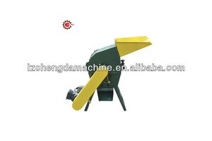 small tree branches hammer mill