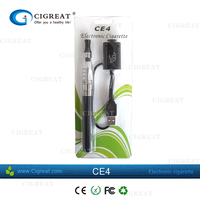 New products electronic cigarette ce4 vape pen vaporizer