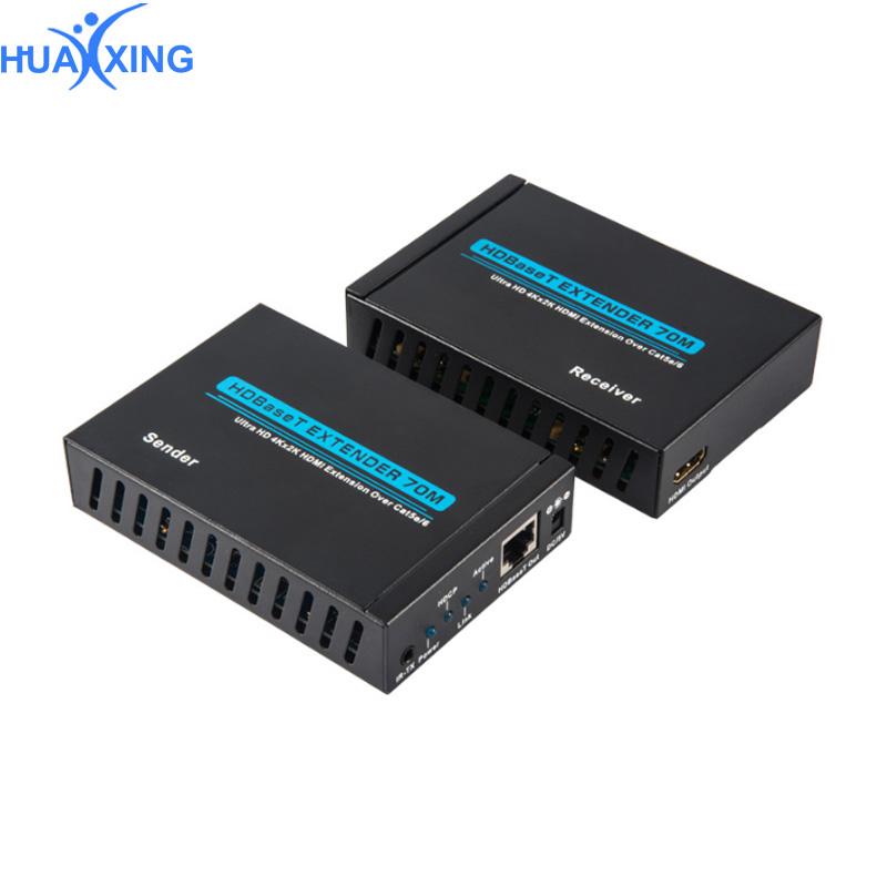 Lan Hdmi/usb Over Ethernet Lan/ip Kvm Extender (receiver) - Buy Lan  Hdmi/usb Extender,Lan Hdmi/usb Extender,Lan Hdmi/usb Extender Product on