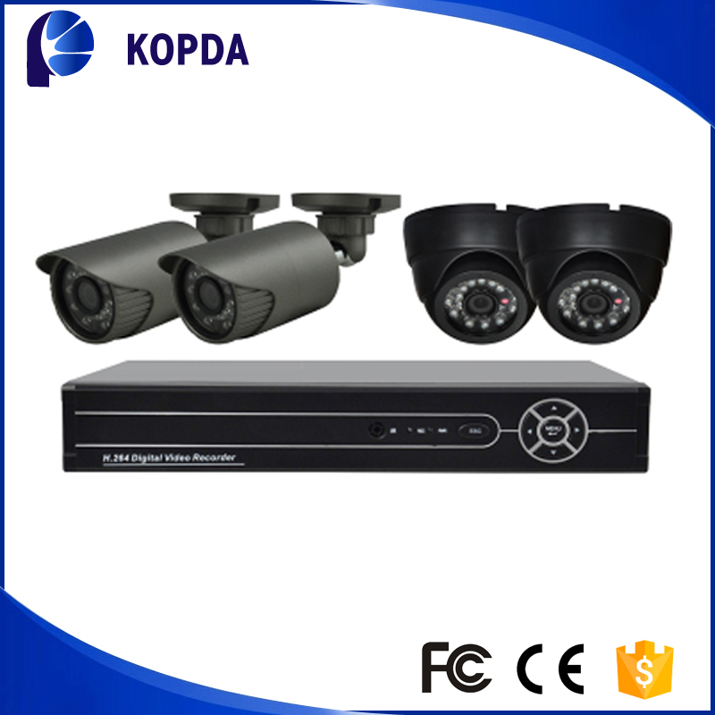 Newest design high quality hd small security video cctv camera system