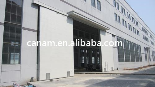 manual opening sliding door for Industrial
