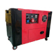 2019 silent air cooled wind 10kva diesel generator portable