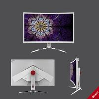Best Seller Big Gaming Monitor 27 Inch LCD 144 Hz Monitor