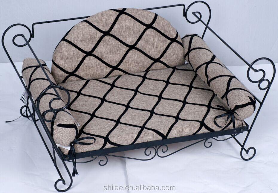 luxe de lit pour chien en fer forgé - buy product on alibaba