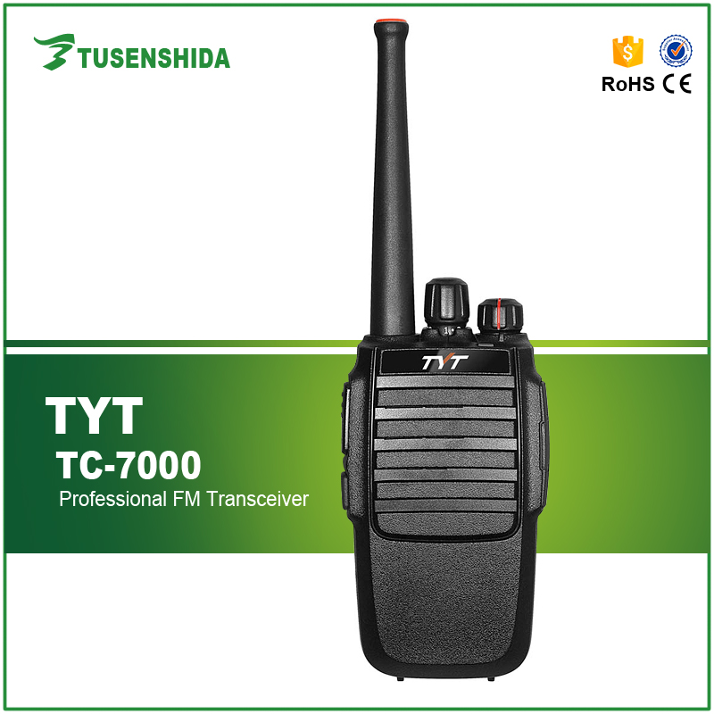 Battery Saving PC Program Two Way Radio TYT TC-7000 Vox Monitor