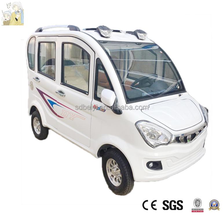 מעולה  כלי רכב חשמליים למבוגרים למכירה עיר שמאל היגוי 4 גלגלים נכים RT-47