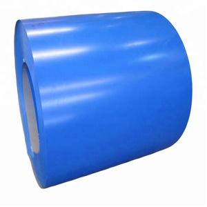 pepsi blue color coated galvanized steel coil