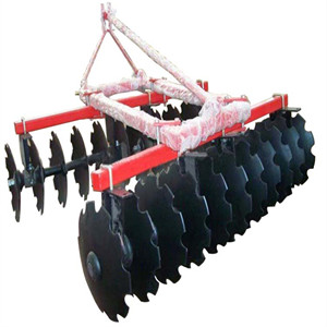 Farm machinery small tractor disc harrow tractor equipment made in china