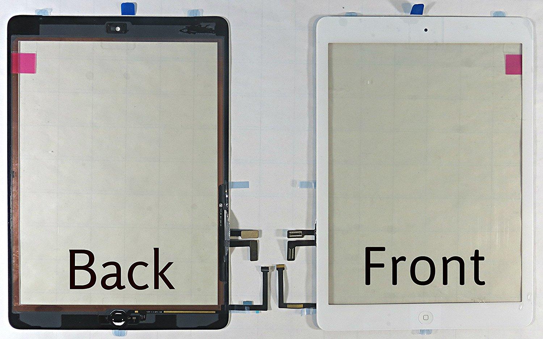 5th Generation iPad Air Digitizer White
