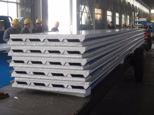 Metal Roofing Sheets Price Exterior Wall Board Eps Foam