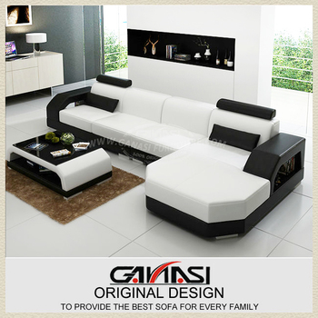 Ganasi Furniture Design For Large House Designs Modern Leather Sofa Set
