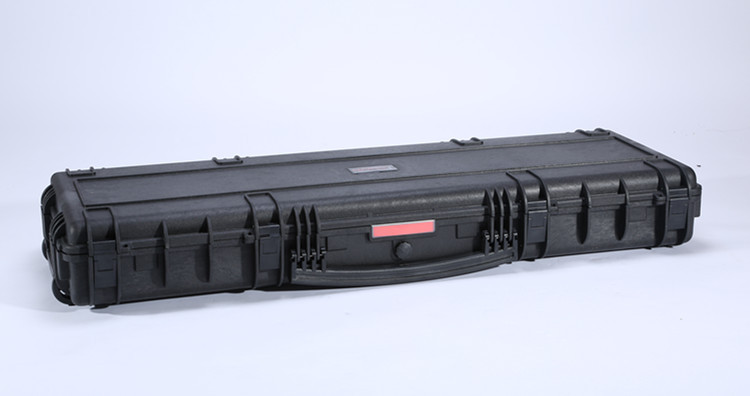 Plano gun case hard plastic waterproof double rifle case