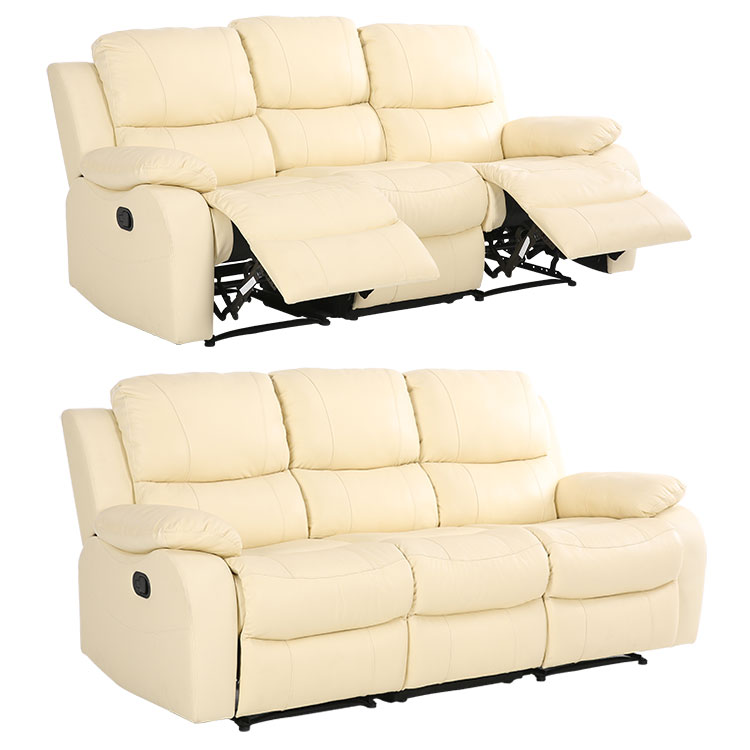 Super Modern Top Grain Leather 3 Seater Recliner Set Electric 2 1 Auto Nitaly Electrical Automatic White Reclining Sectional Sofa Buy Reclining Sectional Forskolin Free Trial Chair Design Images Forskolin Free Trialorg