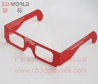 3d chromdepth glasses paper as 2012 newest products