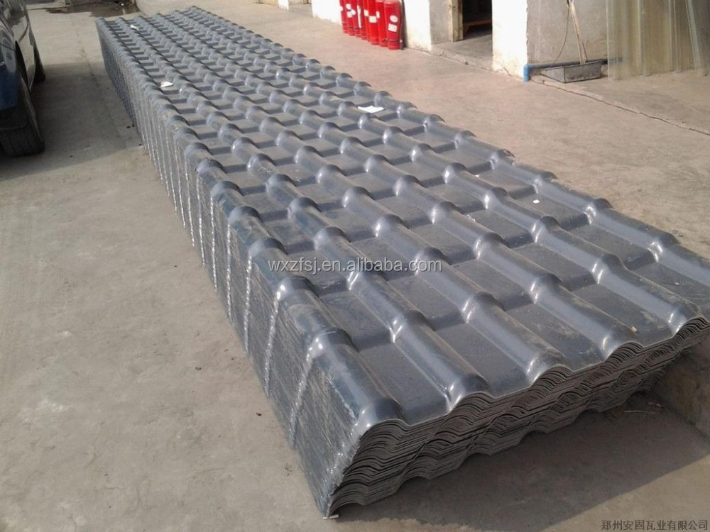 hot product plastic resin roof tile pvc roofing cover. Black Bedroom Furniture Sets. Home Design Ideas