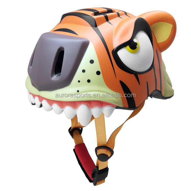3d Design Cartoon Animal Kids Bike Helmet - Buy Animal Helmet,Kids  Helmet,Bike Helmet Kids Product on Alibaba com