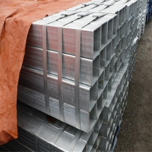 Professional square steel tubing strength with low price