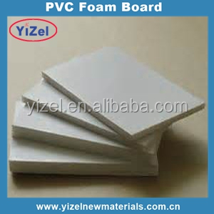 Chinese factory cheap price white 18mm pvc foam board