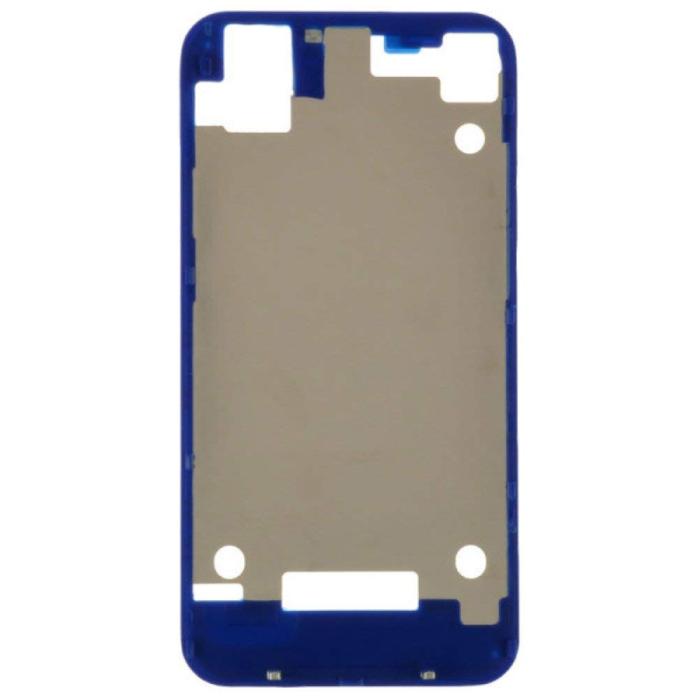Door Frame for Apple iPhone 4S (CDMA & GSM) (Dark Blue) with Glue Card