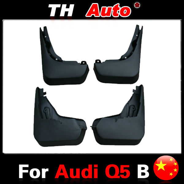 Mud Flaps complete set fo 4 For Audi Q5 B