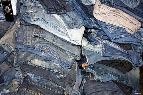 Used Jeans Grade B - Buy Used Demin,Used Clothes Grade B Product ...