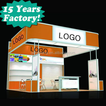Exhibition Stall Photo : 2015 aluminum trade show booth exhibition stall display stand