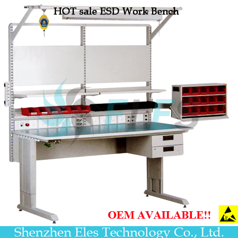 Customization Available Ajustable Esd Cleanroom Workbench - Buy ...