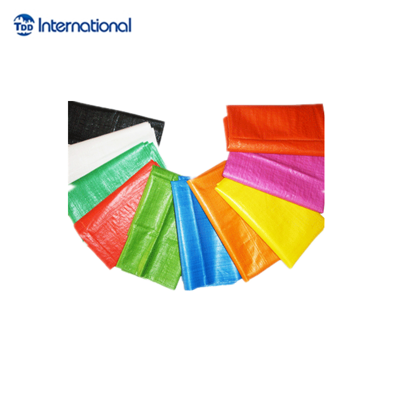 Pp woven bag China PP Woven laminated Bag Customized woven bag