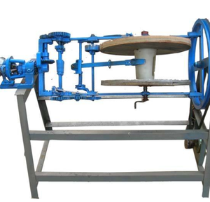 Lowest Price Straw Rope Winding Machine/Rope Making Machine