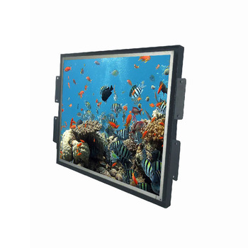 Chinese supplier 21.5 inch industrial open LED LCD touch screen display