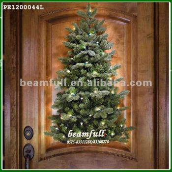 Half Christmas.2014 Decorated Christmas Tree Wall Half Christmas Tree Buy Christmas Tree Decorated Christmas Tree Wall Christmas Tree Product On Alibaba Com