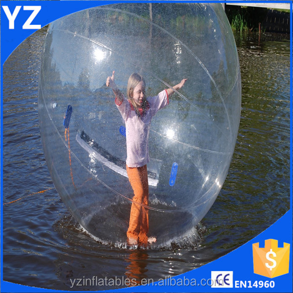 Exciting and funny inflatable ball water ball water walking ball